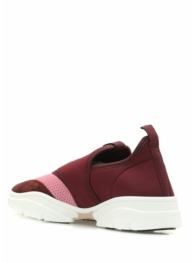 Etoile İsabel Marant Sneakers Bordo